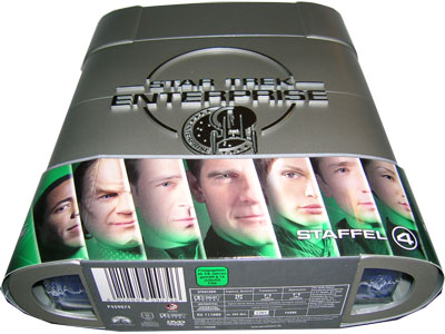 Star Trek - Enterprise Season 4 auf DVD