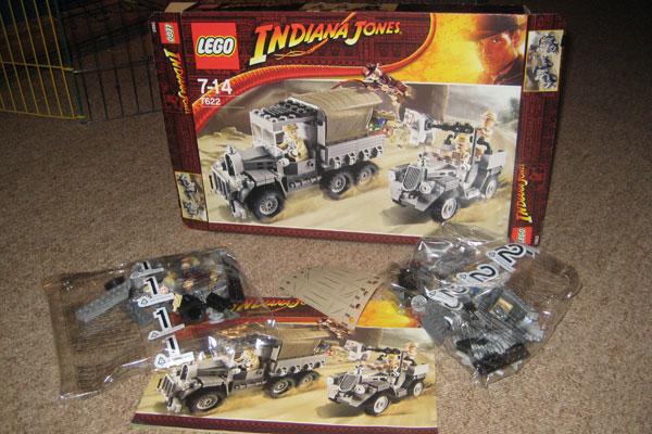 Lego Hr Race Car