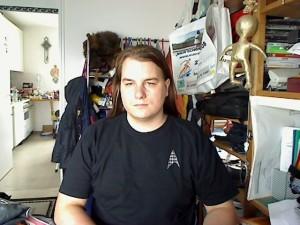 Florian der Star Trek Fan