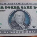 Hundert-Dollar-Schein vorne