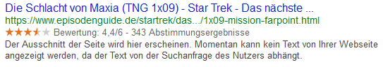 5 oder 6 Sterne?