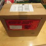 Das Paket von Adelholzener