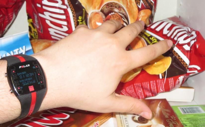 Hunger auf Chips