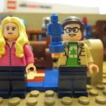 Penny und Leonard