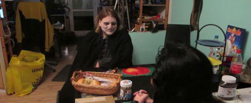 Halloween bei Sandra & Florian (Video), Update 2015-11-05