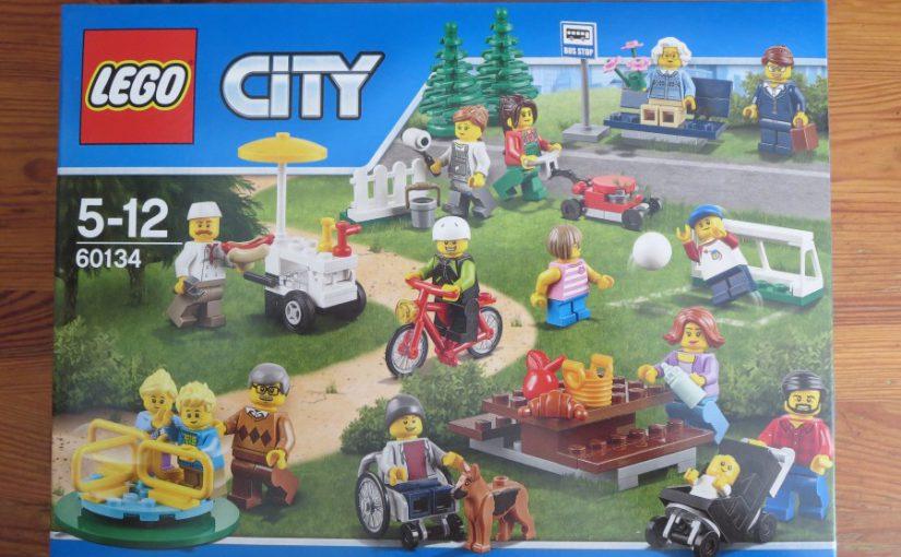 Lego 60134: Spaß im Park