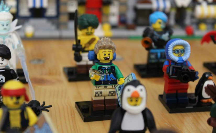 Lego Sammelfiguren Serie 16