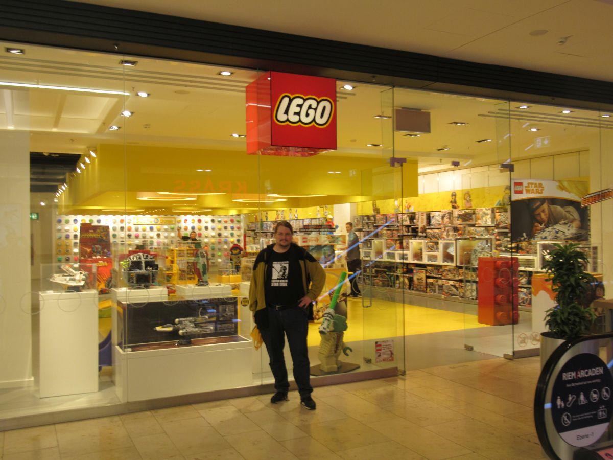 LEGO SHOP MÜNCHEN